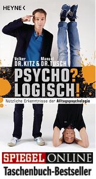 Psycho Logisch von Volker Kitz